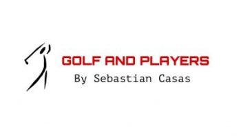 Golf And Player by Sebastian Casas